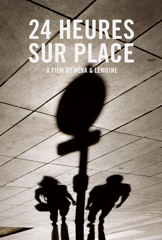 24 Heures sur Place Dvd Cover