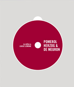 Pomerol Herzog and De Meuron dvd